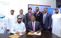 أراضي دبي توقع اتفاقية خدمات جمعيات ملاك مع «يونايتد بنك»