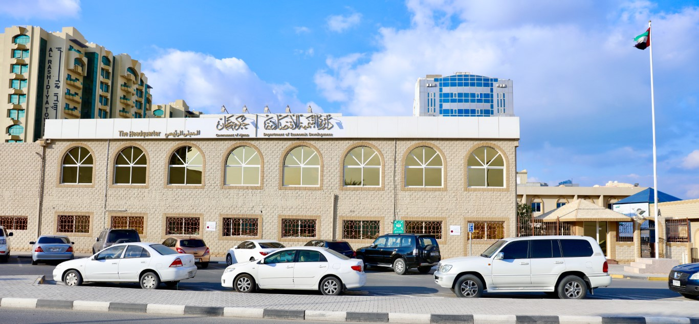 The Department of Economic Development Ajman allows the license to be renewed without a 3-month lease