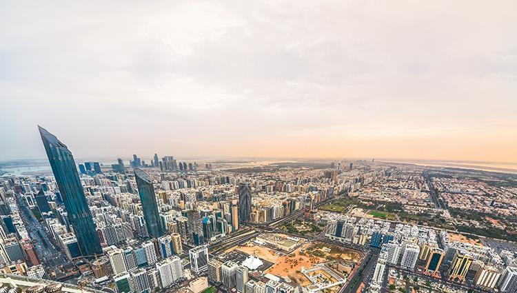 AED 197 billion worth of contractor contracts in the UAE during 2019
