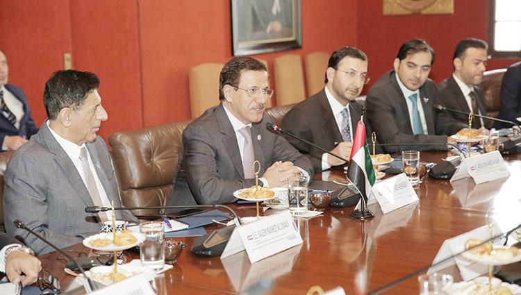 During the economic forum .. UAE and Colombia are exploring partnership opportunities
