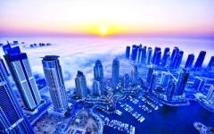 «بلومبيرغ»: التجارة والسياحة قاطرتا النمو في دبي