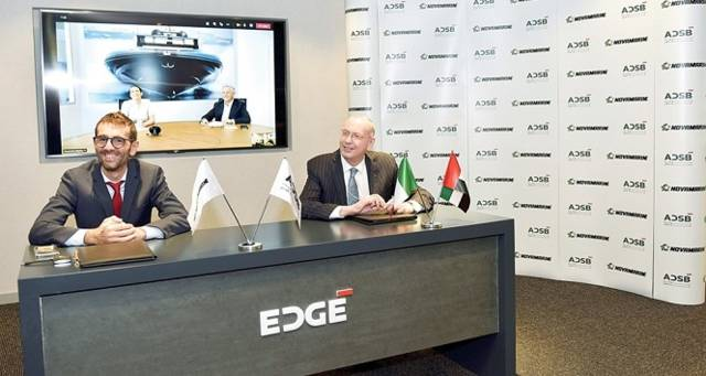 Abu Dhabi Ship Building signs an agreement with Novamarine to manufacture boats