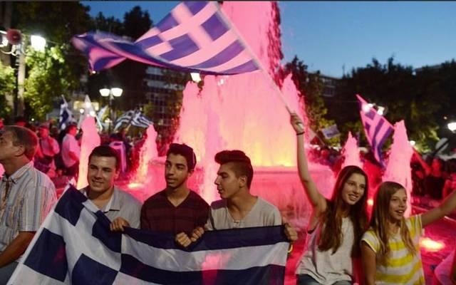 استقالة وزير المالية اليوناني