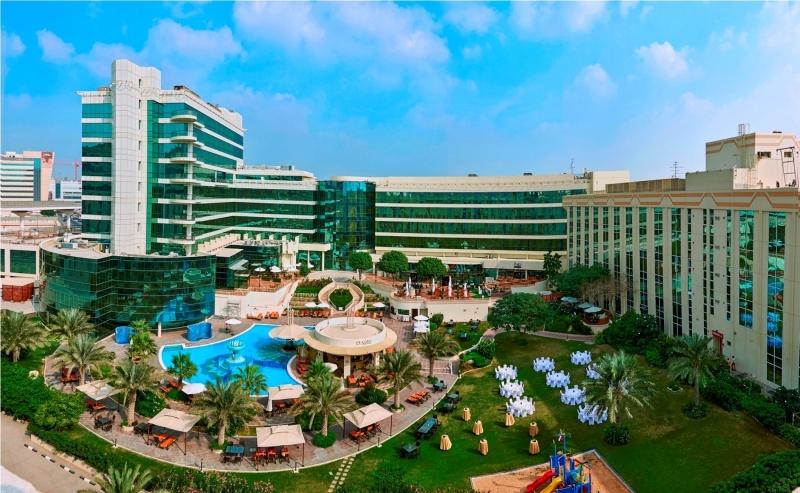 «ميلينيوم المطار دبي» يطلع زوار المعرض على خدمات جديدة