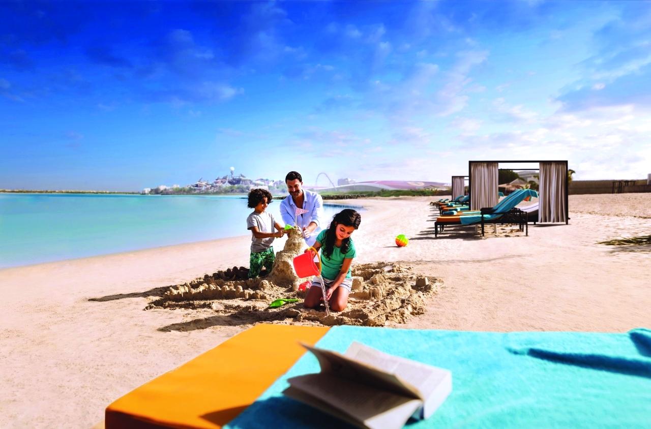 418 ألف نزيل في فنادق جزيرة ياس بإيرادات 401 مليون