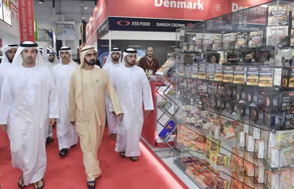 محمد بن راشد: الإمارات مركز رائد لتنظيم واستضافة المعارض والفعاليات