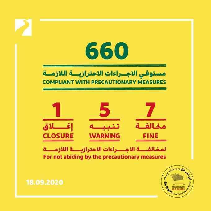 اقتصادية دبي تغلق مقهى لعدم الالتزام بالإجراءات الاحترازية
