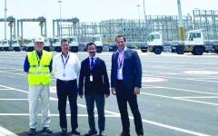 موانئ دبي العالمية تحوّل الإكوادور إلى مركز لوجستي رائد