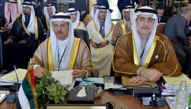 الإمارات تشارك في أعمال القمة العربية الاقتصادية في بيروت