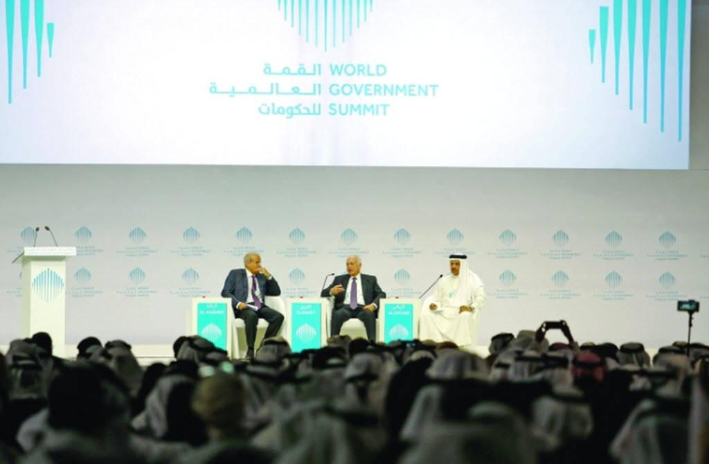 وزير إماراتي: إطلاق دليل الحكومات 2071 ومؤشر الجاهزية للمستقبل