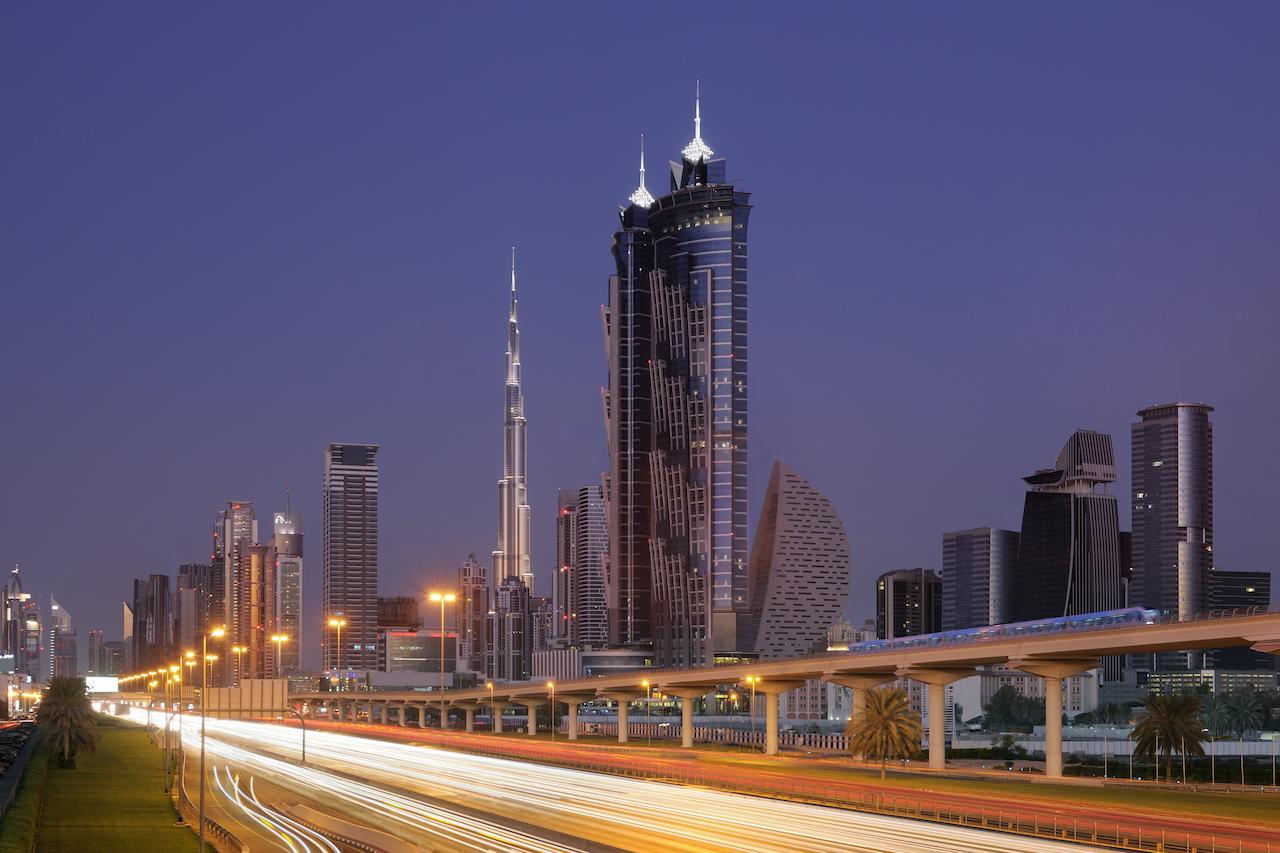 Marriott Marquis Dubai