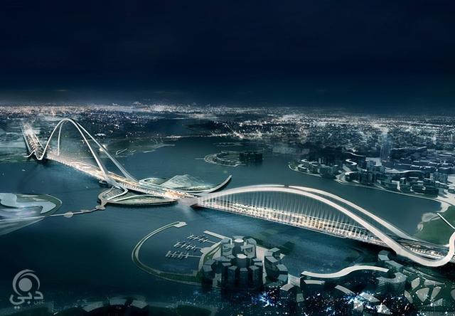 Sheikh Rashid bin Saeed Crossing Sixth Crossing