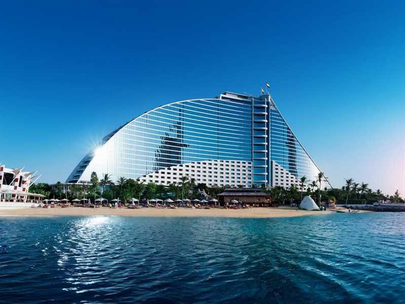 (Jumeirah Beach Hotel)