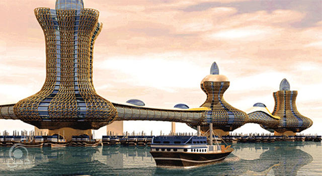 Citys legendary Aladdin Aladdin City