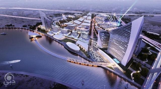 Dubai neighborhood design Dubai Design District d3